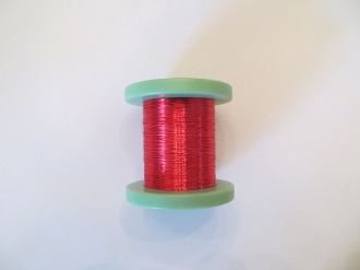 Enameled Wire [Red]
